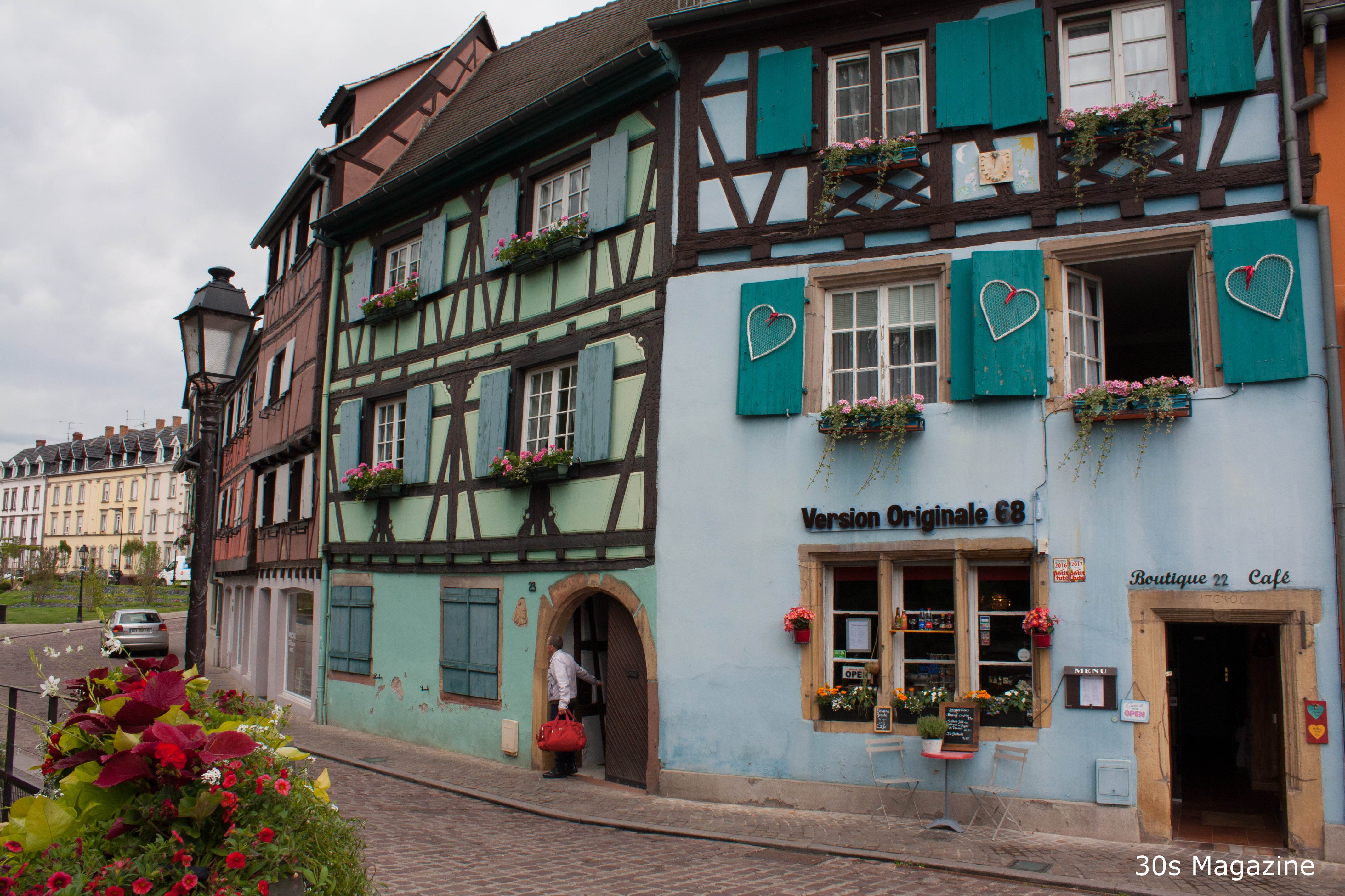 Citytrip to colmar france s fairy tale town 30s magazine Colmar beauty and the beast