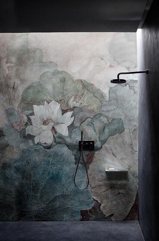 Wall And Deco Trend Floral Wallpaper  30S Magazine